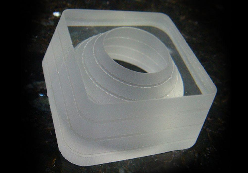 How Do You Cut Glass? Glass Waterjet Cutting! | Semyx, LLC