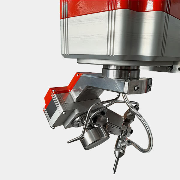 Options & Accessories 5-Axis Head for Waterjet Cutting